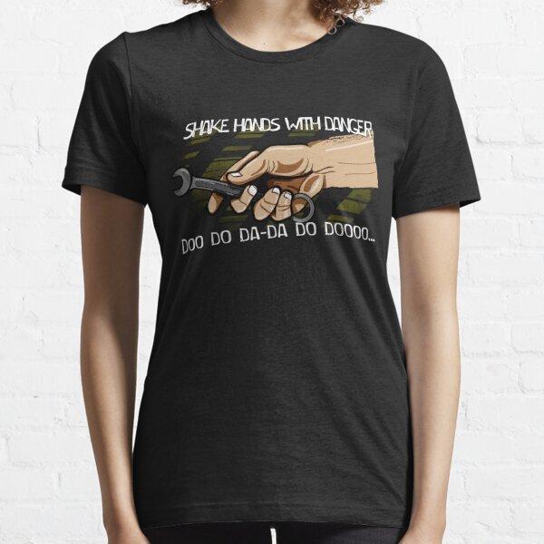 Shake Hands with Danger Dark T-Shirt Essential T-Shirt