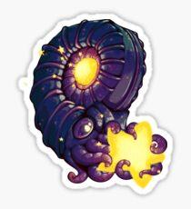 Stellare Ammonite Sticker