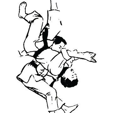 Karate Throw by Megatrip