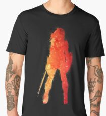 Fire Woman Men's Premium T-Shirt