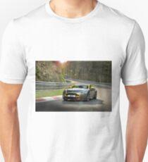 Aston Martin V8 Vantage N430 - Shot on Location at the Nurburgring. Unisex T-Shirt