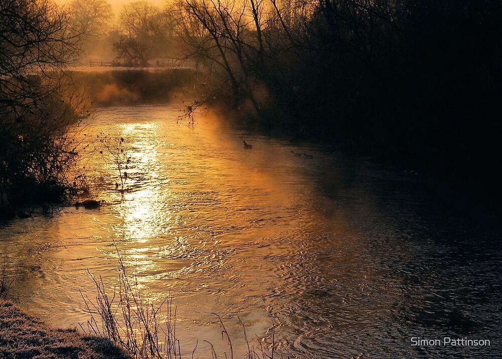 Dawn Light by Simon Pattinson