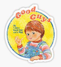 Good Guys (Child's Play) Sticker