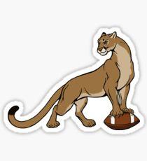 Washington State University Cougars Sticker