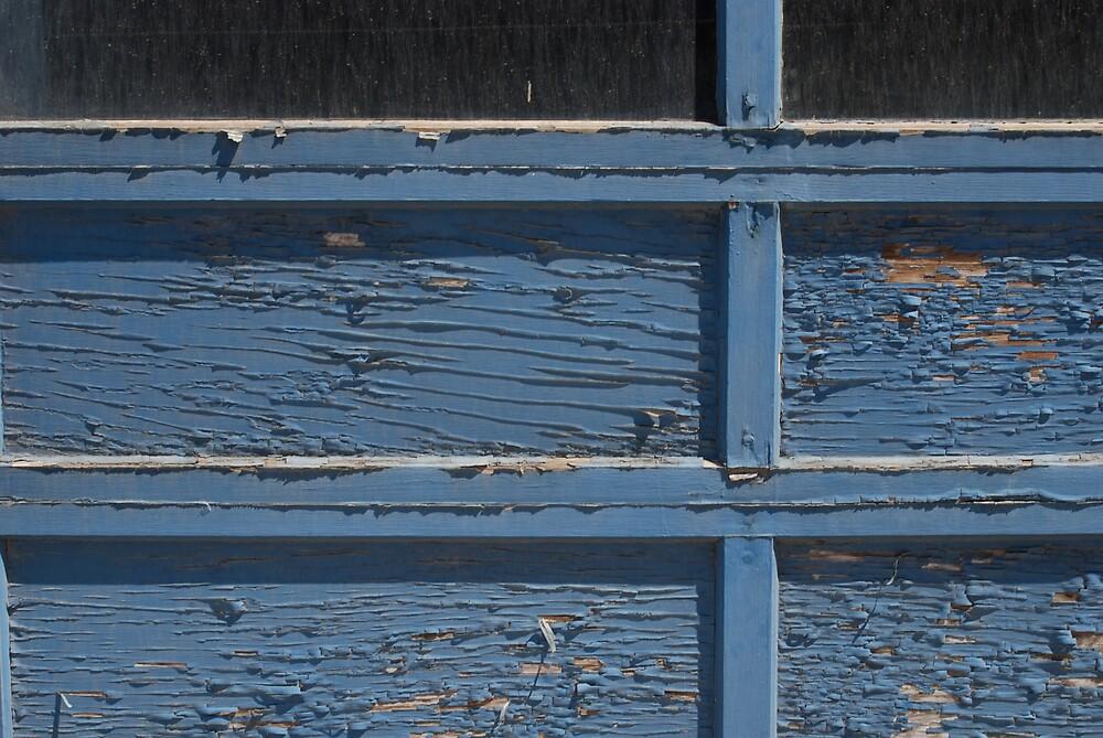 Blue Paint by Robert Baker