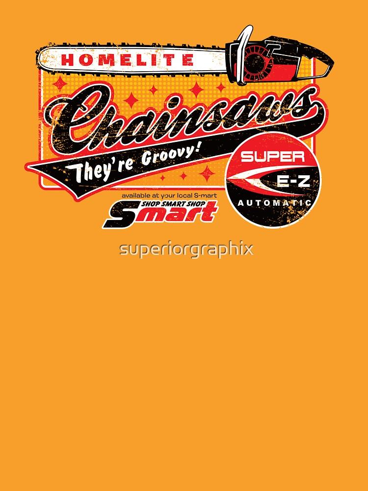 Evil Dead Chainsaw | Unisex T-Shirt