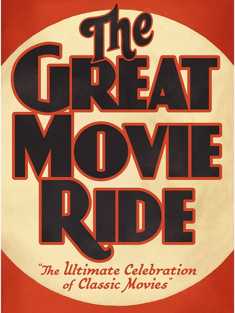 The Great Movie Ride by briellasullivan