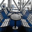 Ferry Seating by lezvee