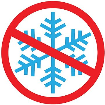No Snowflakes by superiorgraphix