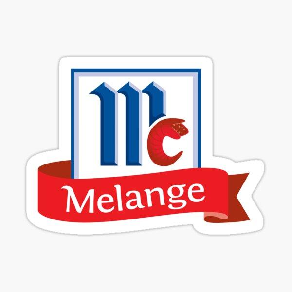 Dune Mahou Melange Beer Brand Parody Sticker