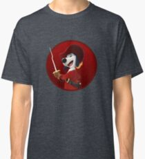 Dogtanian (And The 3 Muskehounds) Classic T-Shirt