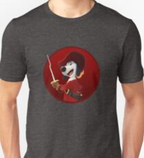 Dogtanian (And The 3 Muskehounds) T-Shirt