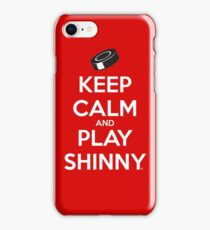 Keep Calm and Play Shinny iPhone Case/Skin