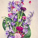 Summer Flowers by OLIVIA JOY STCLAIRE
