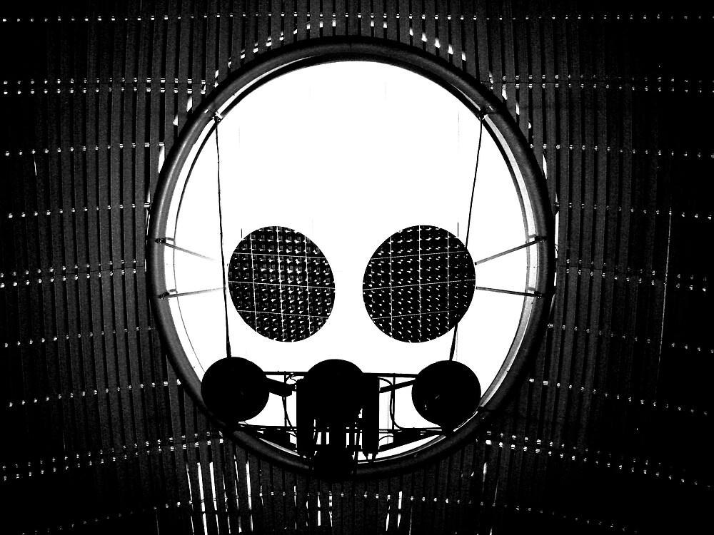 Gas Mask by Glenn Browning