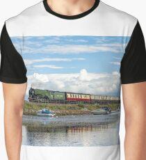 LNER Peppercorn Class A1 60163 Tornado Graphic T-Shirt