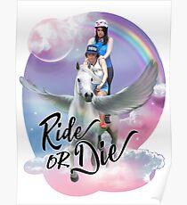 Broad City Ride Or Die Poster