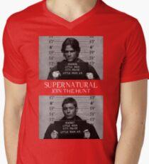 Supernatural Mugshot's T-Shirt