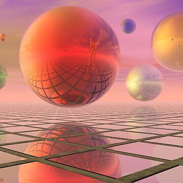 Spheres by fotokatt
