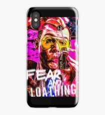 fear and loathing in las vegas print iPhone Case