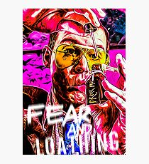 fear and loathing in las vegas print Photographic Print