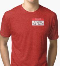 A Fine Disguise - Hello From the Magic Tavern  Tri-blend T-Shirt