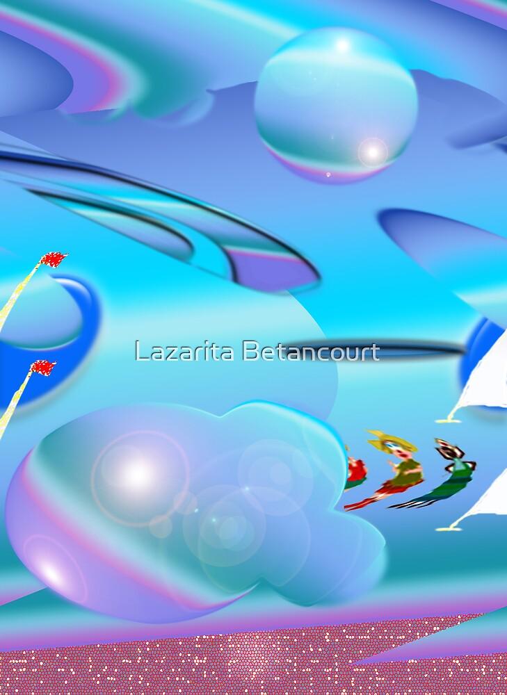 Fish by Lazarita Betancourt