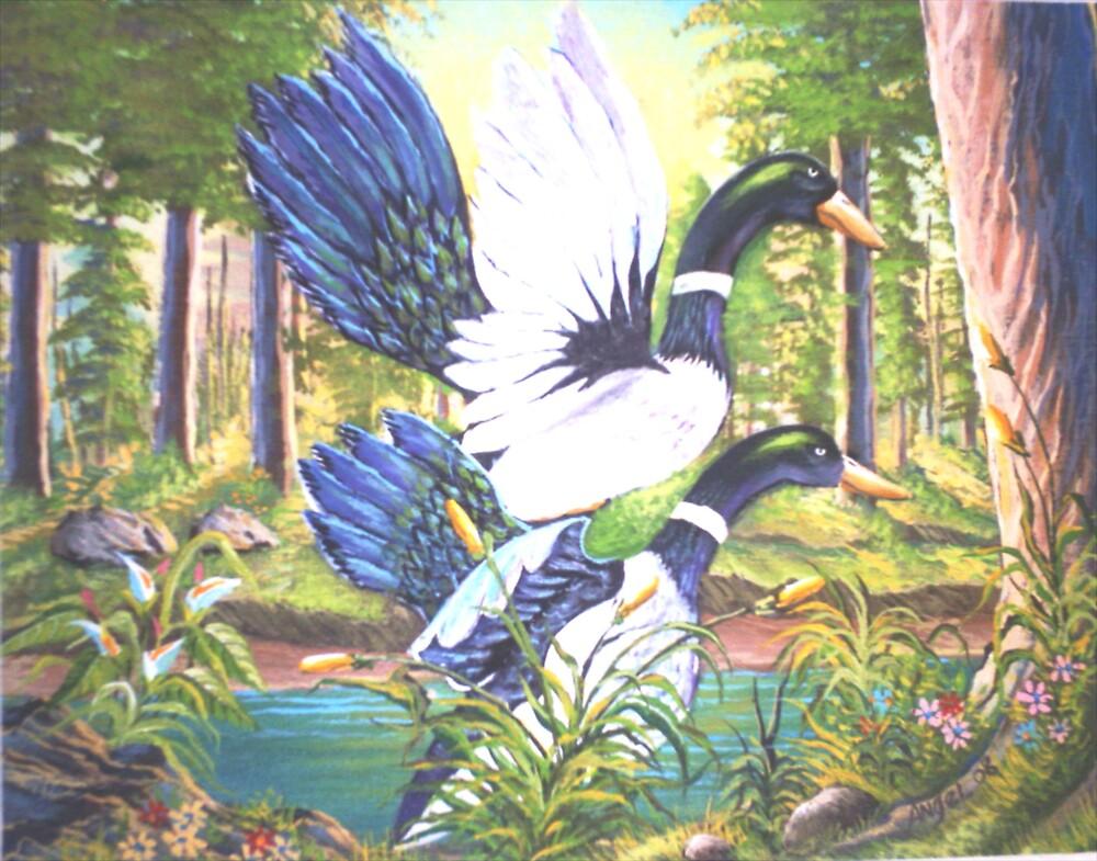 fly far by Angel Ruiz