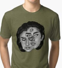 lolos third eye Tri-blend T-Shirt