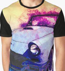 57 Thunderbird Watercolour Graphic T-Shirt