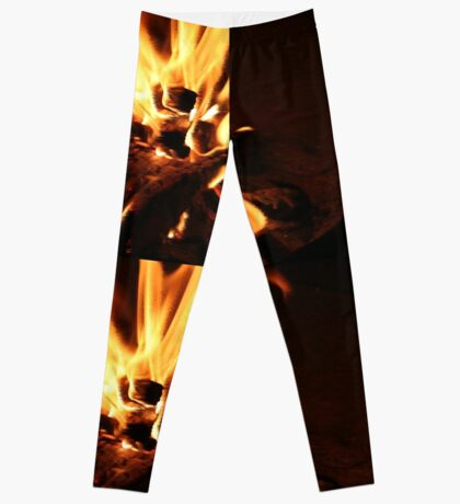 Flammen Leggings