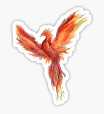 Pheonix Sticker