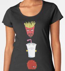 Aqua Teen Hunger Force Women's Premium T-Shirt