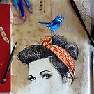 work in progress by Loui  Jover