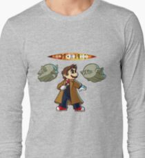 Doctor Mario Long Sleeve T-Shirt