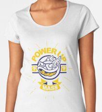 Power up of mass destruction - mario kart Women's Premium T-Shirt
