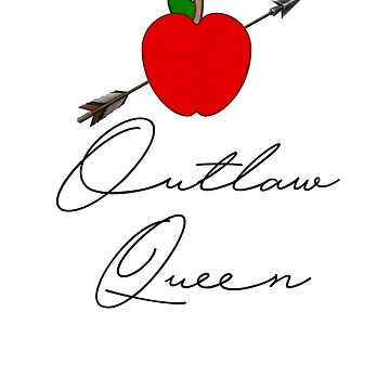 OUAT outlaw queen  by angelinamariav