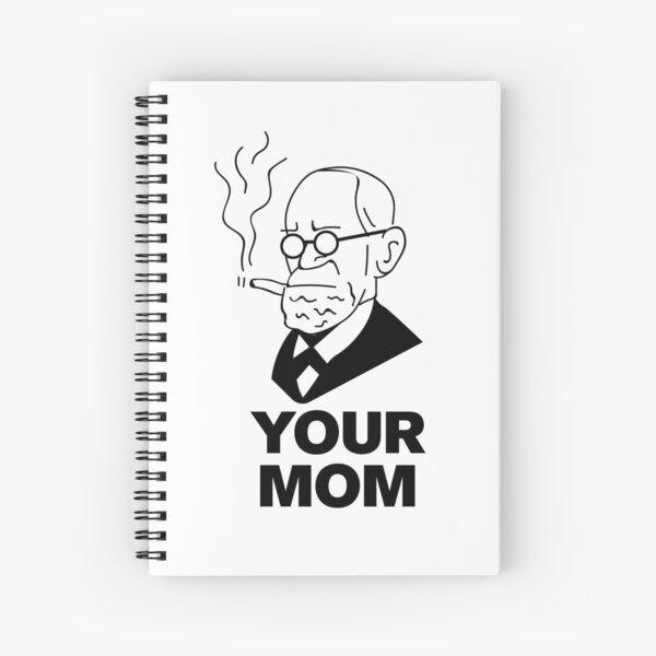 SF Spiral Notebook