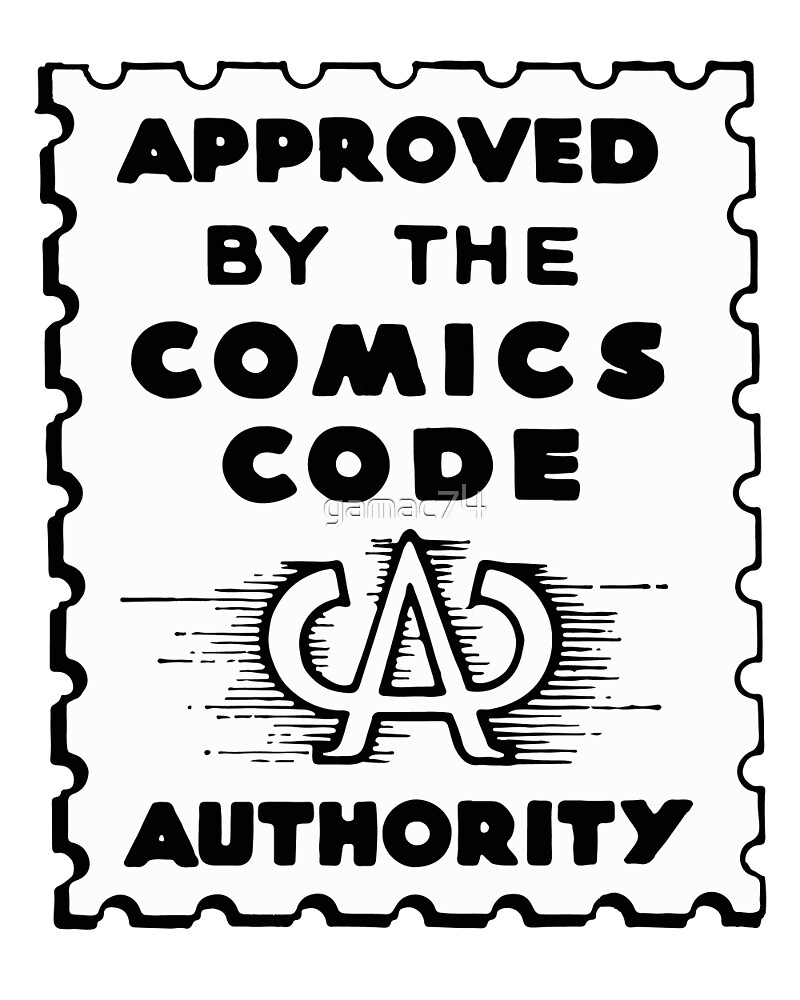 Image result for comics code
