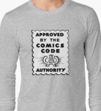 Comics Code Approved Long Sleeve T-Shirt