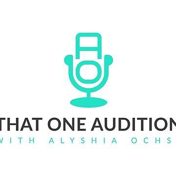 That One Audition Coffee Mug by Alyshia