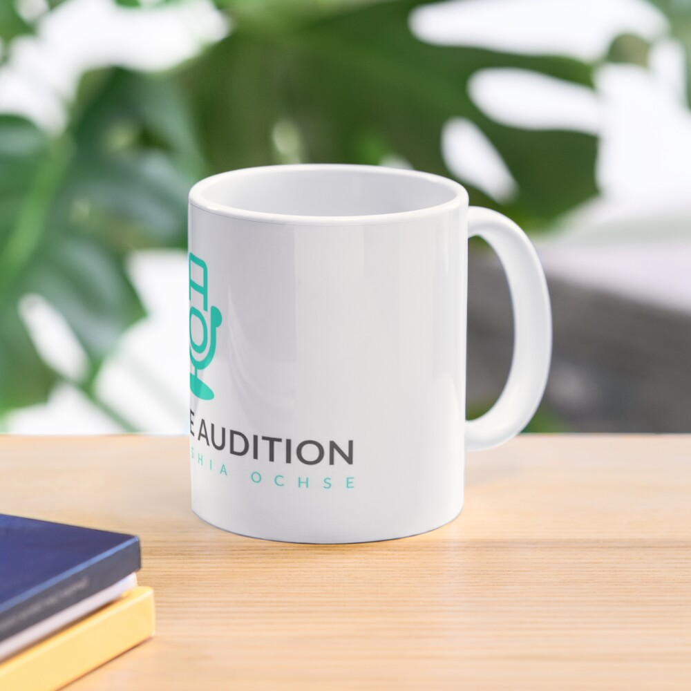 Diese Audition-Kaffeetasse Tasse
