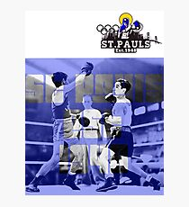 1948 St. Pauls boxing Photographic Print