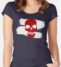 The Venture Bros. V4 Women's Fitted Scoop T-Shirt