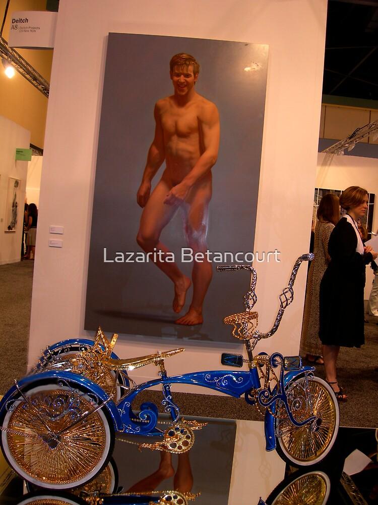 Give Me That Bike by Lazarita Betancourt