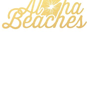 Aloha Beaches, Bachelorette Party Shirts, Bridal Party Tshirts by Teekittykitty