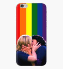 Rainbow Flag x Calzona iPhone Case