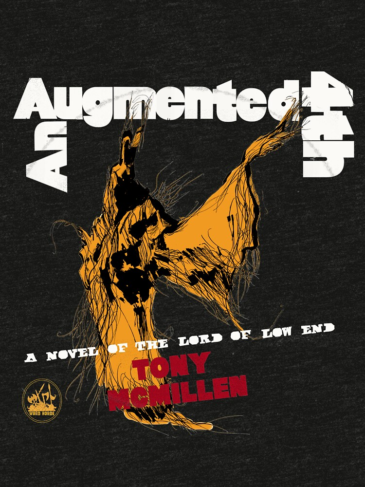 """An Augmented Fourth Book Tour Shirt"" T-shirt by TonyMcMillen   Redbubble"