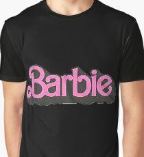 Barbie Graphic T-Shirt