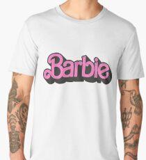Barbie Men's Premium T-Shirt